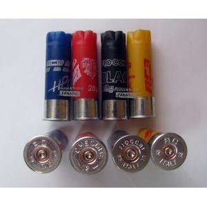 Гильза пластмассовая Б/У 12 к 70 мм (юпка 12 мм) под еврокапсюль Италия (100 шт)