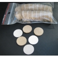 Набор прокладок картонных 12М (50шт на порох 3мм +50 шт на дробь 0,6мм)