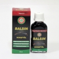 Масло для дерева Balsin Schaftol красно-коричневый 50 мл