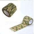 Лента камуфляжная эластичная для камуфлирования оружия